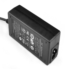 Baik Kualiti Single Output 24V2.08A Desktop Power Adapter