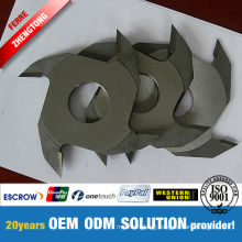 Tungsten Carbide Wood Shaper Cutter