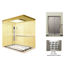 Preço baixo pintado elevador da cama do hospital do fabricante profissional do elevador