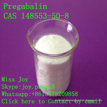 Pregabalin Raw High Purity Pregabalin CAS 148553-50-8 Anticonvulsant Antiepileptic API Factory Direct Selling