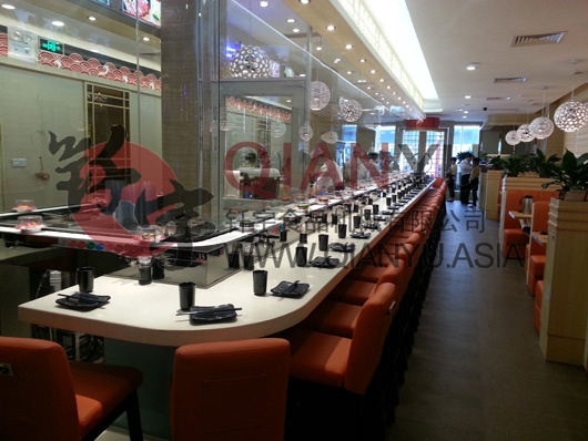 Sushi Conveyor Belt For Line