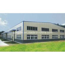Steel Structure Building / Atelier en acier structuré (SS-172)