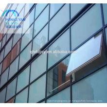 parede de vidro isolada do edifício low-e