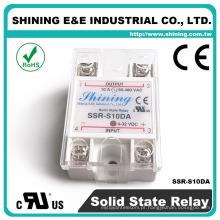 UL 10A 40A 24V Controle de fase DC AC Fotek Relé de estado sólido Power SSR