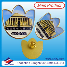 Factory Direct Sell Metal Logo Badge Maker Manufacturer