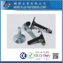 Made in Taiwan High Quality Aluminum Fanged Elevator Bolt