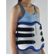 órtesis de soporte lumbar ajustable para la espalda torácica