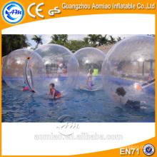 Grand bail gonflable à l'eau / location de balles / vente de balle d'eau magique
