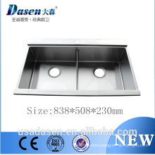 granite vessel stainless steel sink zhongkai