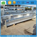 Easy installation large span Hsection steel structure frame