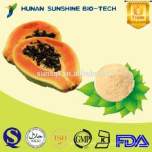 Горячая продажа нескольких ингредиент порошок папайи для приготовления конфет и печенья