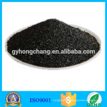 High carbon content water filtration anthracite filter material