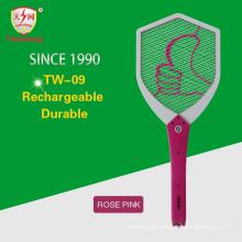 Swatter de mosquito sem fumaça útil e ecológico