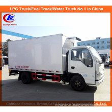 8 Tons Isuzu Freezer Box Truck in Carrier Refrigerator Truck