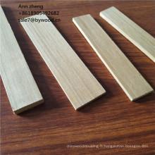 Moulure de corniche de plafond en bois de teck moulé moulures moulures MDF moulures décoratives en bois