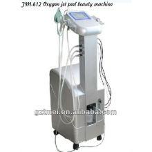 Équipement de beauté à jet d'oxygène tout-puissant pour l'oxygénothérapie hyperbare