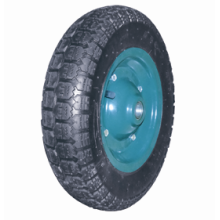 Heavy Duty Pneumatic Rubber Wheel 14*3.50-7