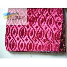 Velo variado de veludo da forma para a matéria têxtil home