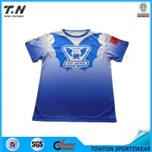 2015 Sublimation All Printing Custom T Shirts