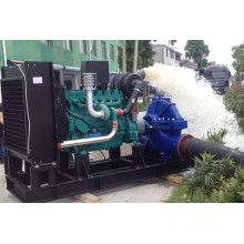 50Hz Googol Natural Gas Fuel Water Pump Generator