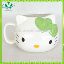 2014 Wholesale Hello Kitty Creative Ceramic cup