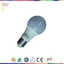 А60 5Вт/7ВТ Солнечный Датчик светодиодные лампы для постоянного тока 12В/24В