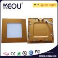 Bridgelux 7500k Recessed LED Panel Ceiling Ra>80 AC85-265V