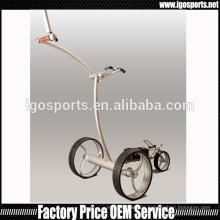Neuer Stahl Golf Trolley