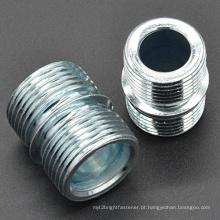 Porca de tubulação roscada de aço carbono (CZ400)