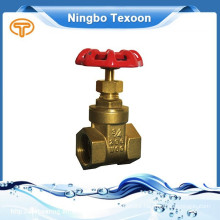 Brass Gate Valve standard port Lead free 200PSI