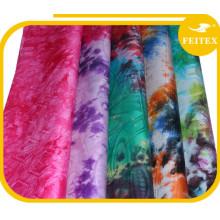 Tela y materia textil de la muselina del gris del algodón del telar jacquar de la alta calidad del mercado al por mayor de la ropa 100%