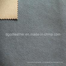 Alta qualidade respirável couro móveis pu (qdl-fb0009)