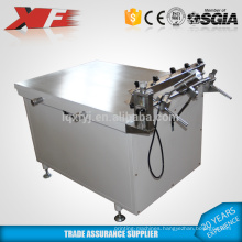 economical vacuum suction manual screen printing table