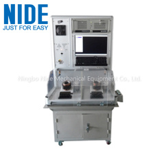 Double Stations Motor Stator Testing Machine