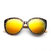 Venda direta da fábrica de madeira ray banda óculos de sol 2017