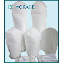 Säurebeständiger Polyester-Gewebe-Filterbeutel Flüssigkeitsfilter