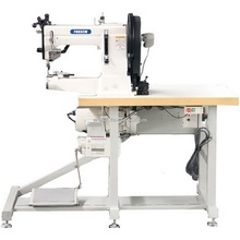 Cilindro de cama de trabajo pesado Heavy Duty Thick Thread Sole Border Stitching Machine