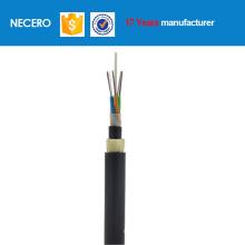 ADSS All-Dielectric самонесущий антенный оптоволоконный кабель ADSS с пролетом 100 м 200 м