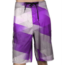 Discount Men's Sublimation 4 Way Stretch Board Shorts