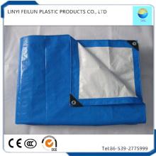 Waterproof Blue Tarp Sheet for Tent