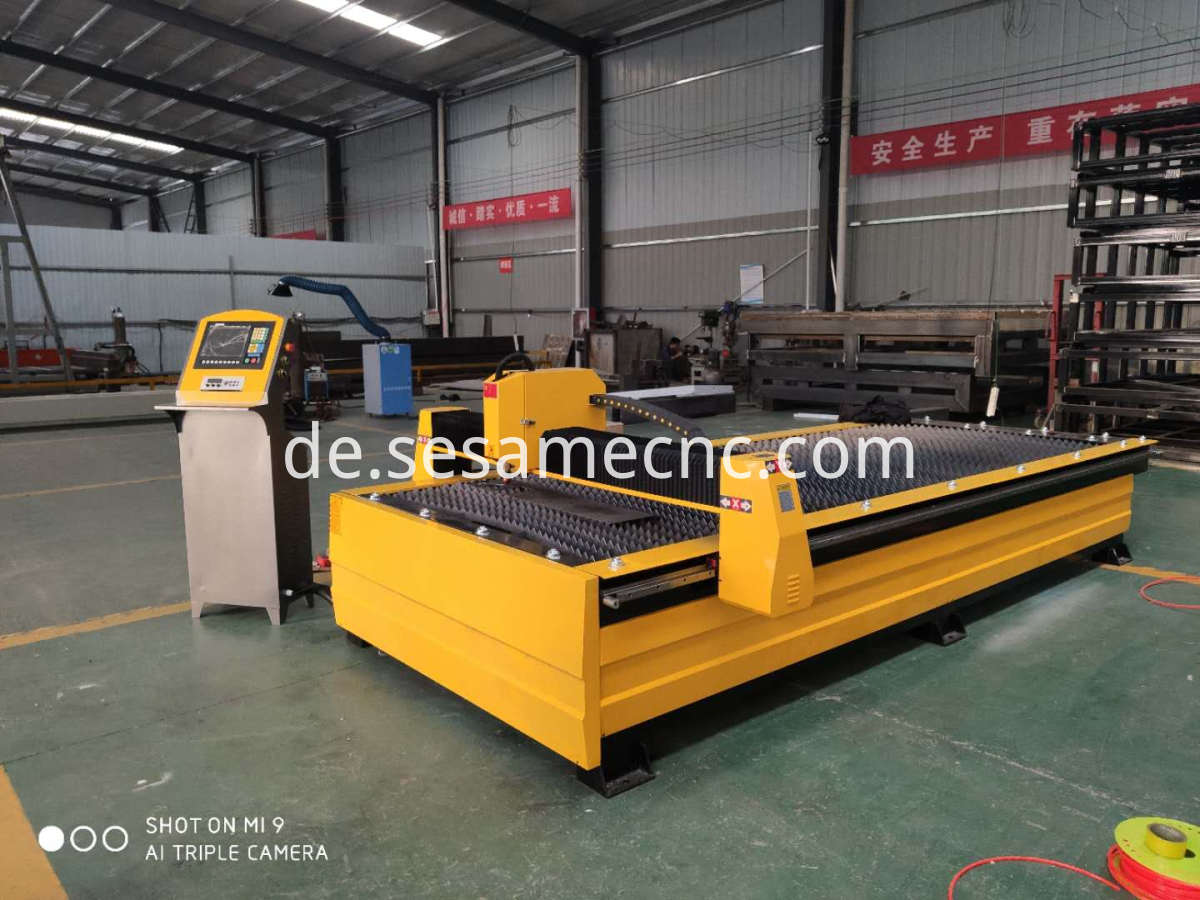 plasma cutting machine for carbon steel