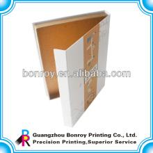 china alibaba faltung frei probe papier box verpackung
