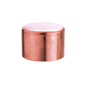 DN15 Copper Cap, End Cap