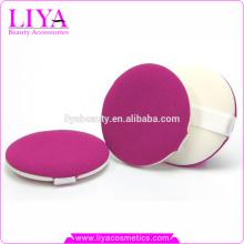 Naturel douce feuilletée SBR cosmétiques maquillage éponge dans différentes formes et couleurs