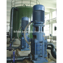 No Leakage Vertical Multisatge Centrifugal Water Pump