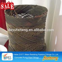 concrete pump rubber hose Liaocheng Industrial Concrete pump Hoses