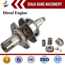 Shuaibang Aluminium Matériel Qualité Assured Haute Pression Laveuse 220V Vilebrequin
