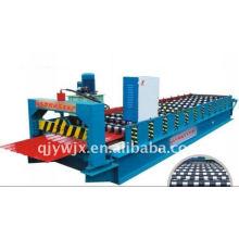 QJ 840 cnc telha vitrificada dá forma à máquina
