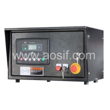 Open type automatic with military diesel generators controller fuel tank