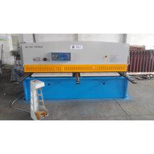 Máquina de corte do feixe hidráulico do balanço, máquina de corte hidráulica QC12y, corte da placa e máquina de corte (QC12Y-4X2500)